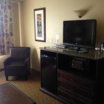 Living Room area Room 425