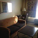 Living Room in Room 425