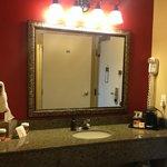 Vanity in Room 425