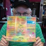 Irie's menu. Ignore that man behind the curtain.