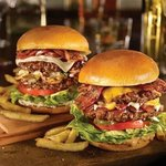 Handcrafted burgers to help those who need a real burger!