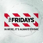 IN HERE, IT'S ALWAYS FRIDAY.