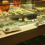 Dessert Buffet, Zango