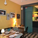 Batata doce restaurant