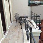 Petite terrasse - Chambre 101