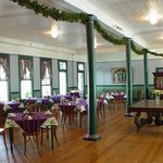 Grand Dining Room at the Balsam Mountain Inn