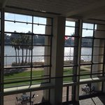 view from convention center