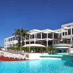 Resort Pool & Restaurant Terrace