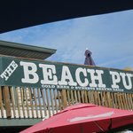 Another fun day at the Beach Pub