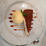 Sticky Toffee Cheesecake (Heaven)