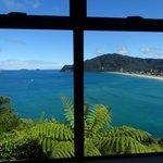 Ocean views from rooms