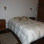 Dormitorio muy calido