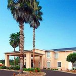 Quality Inn--Right off of I-75; Exit 382