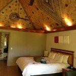 Bedroom of Plantation Bure