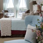 Sarah Ashley Guestroom Suite - A very large, more private, 3rd floor space - fabulous WATER VIEW