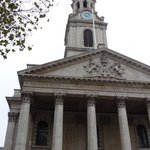 St. Martin-in-the-Fields Church in London