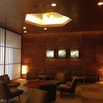 Meeting area near the lobby
