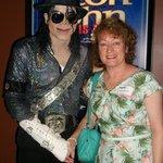 me with 'Michael Jackson'