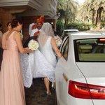 ITC Maratha transportation to wedding