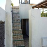 Stairs to Roof Terrace #3