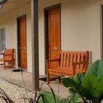 Outdoor Verandah Seating