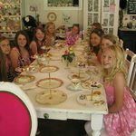 Junior High Tea Party