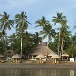 Elysia beach resort - beach front