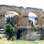 Иераполис и Памуккале