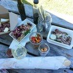 Delicious picnic