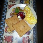 breakfast of ur choice