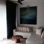 Sitzecke Zimmer 247