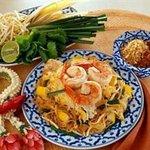 thai & Western menu, organic ingredients