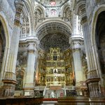 An altarpiece that holds your attention