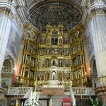 One look at the altarpiece doesn't suffice!