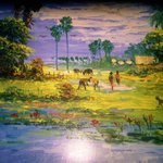 nice picture selling at Angkor wat Area
