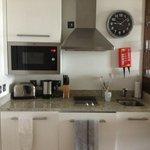 Kitchen Area in Staybridge Suite