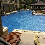 Jr suite pool access