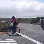 entering cape of good hope
