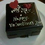 Lil' luscious cake from Calabar