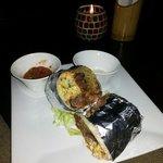 Mahi Mahi Burrito