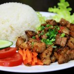 Spicy Lemongrass Chilli Chicken