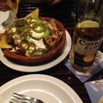 Nachos and beer :)