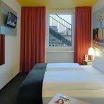 B&B Hotel Nürnberg-Hbf - Zweibettzimmer