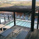 Une des nombreuses piscines