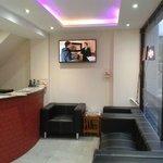 Customer Service and Waiting area www.masala-bay.co.uk