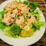 Great tuna salad.
