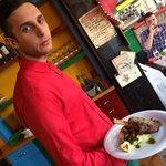 Rib Eye Steak at Villa Serendipity ( Serendiville )