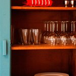 Cupboards in Archie's Farmhouse