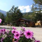 Bureau d'Accueil sur le camping-caravaneige l'Iscle de Prelles***NN à coté Briançon