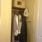 "Wardrobe with 20"" Rail"